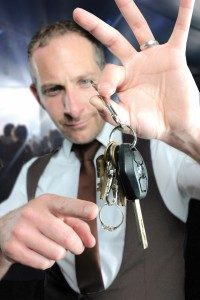 The Keyring trick, Close up Magic with Adam Heppenstall