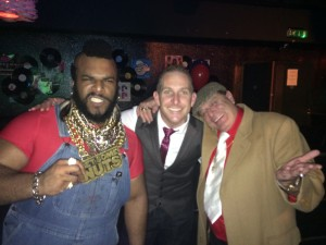 Mr.T, Christmas, Corporate Events